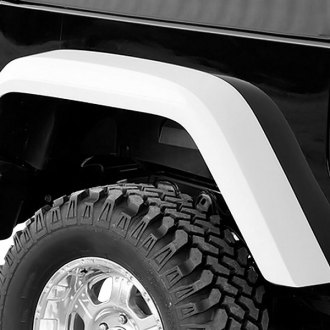 Xenon® - 1.6 Wide Step Down Style Rear Passenger Side Fender Flare