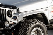 "Xenon® - 6"" Wide Flat Panel Style Fender Flare Kit"