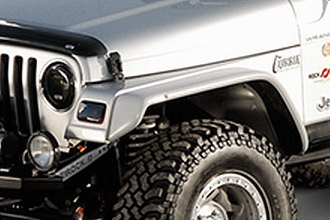 "Xenon® - Flat Panel Style 6"" Wide Fender Flare Kit"