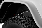 "Xenon® - 6"" Wide Flat Panel Style Rear Driver Side Fender Flare"