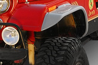 "Xenon® - 5"" Wide Flat Panel Style Fender Flare Kit"