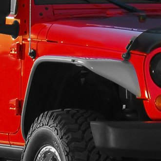 XENON® - Flat Panel Style Front Passenger Side Fender Flare