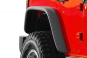 "Xenon® - 1.6"" Wider Flat Panel Style Rear Driver Side Fender Flare"