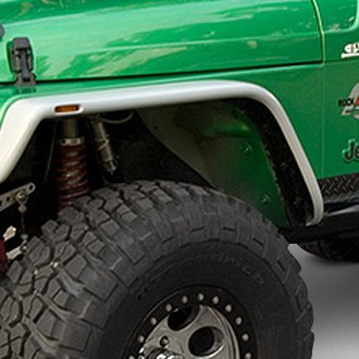 "Xenon® - Flat Style 4"" Wide Fender Flare Kit"