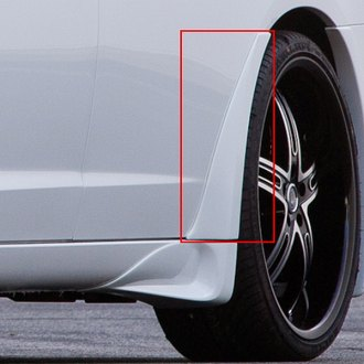Xenon® - Rear Driver Side Door Fender Flare