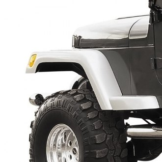 Xenon® - Wide Style Front and Rear Fender Flares Kit