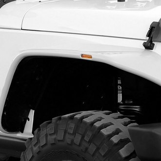 Xenon® - Flat Panel Style Front and Rear Fender Flares Kit