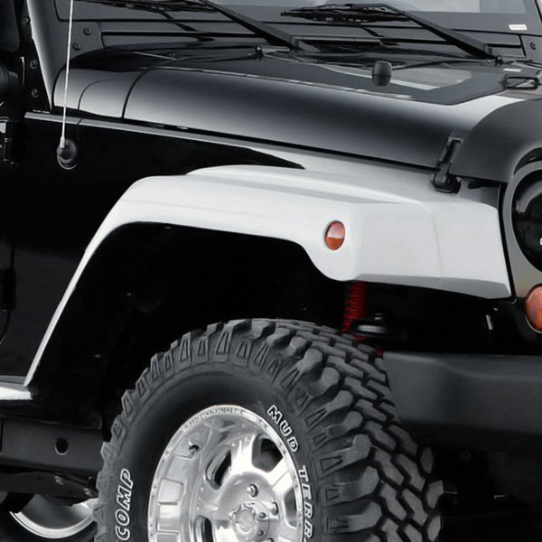 Jeep Wrangler 2007 Wide Style Front And Rear