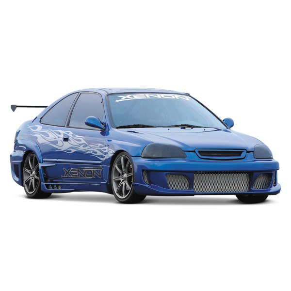 Honda Civic DX / EX / HX Coupe 2 Doors 1996