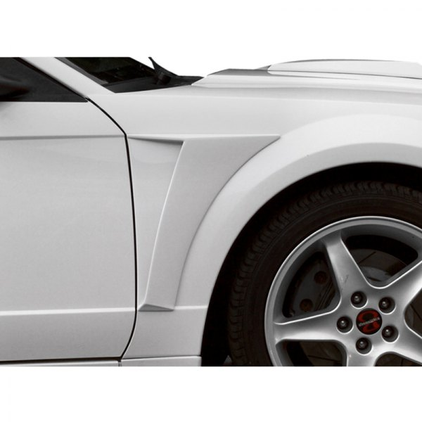 Xenon® - Front Fender Reverse Scoop Kit