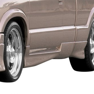 Xenon® - Driver Side Cab Skirt (Unpainted)