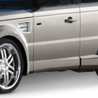 Xenon® - Driver Side Door Panel Side Skirt (Unpainted)