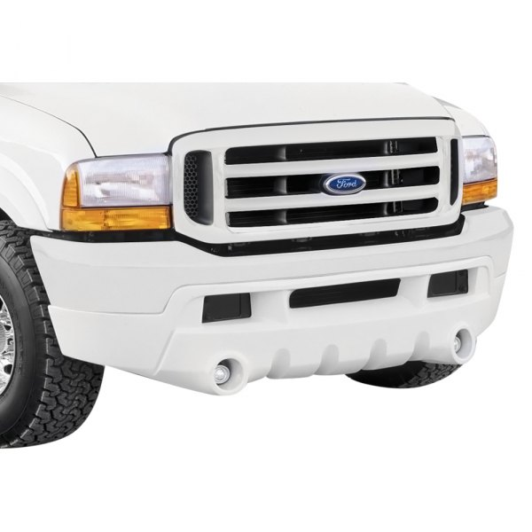 Image may not reflect your exact vehicle! Xenon® - Front Air Dam (Unpainted)
