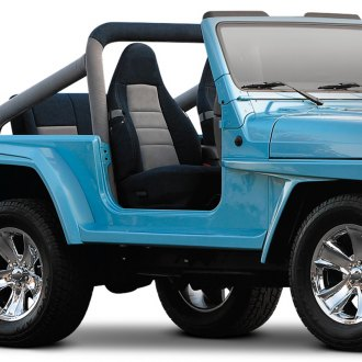 Xenon® - Wrangler Style Side Skirts (Unpainted)