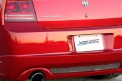 Xenon® - Rear Valance with Dual Exhaust Openings