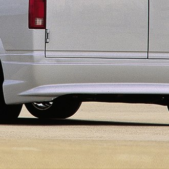 Image may not reflect your exact vehicle! Xenon® - Wrap-Around Rear Valance