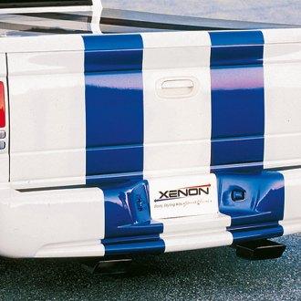 Xenon® - Rear Bumper Cover Wrap-around Valance