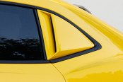 Xenon® - Rear Driver Side Quarter Window Scoop