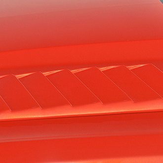 Xenon® - Driver Side Louvered Hood Scoop