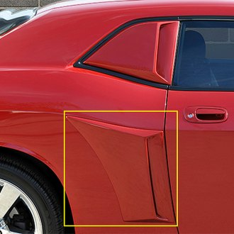 Xenon® - Right Rear Body Scoop