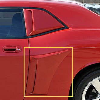 Xenon® - Left Rear Body Scoop