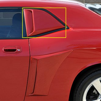 Xenon® - Driver Side Quarter Window Scoop