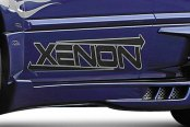 Xenon® - Rear Driver Side Skirt Upper Panel