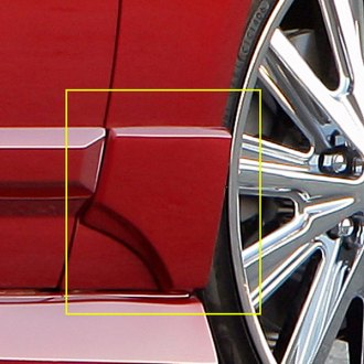 Xenon® - Front Passenger Side Skirt Extension