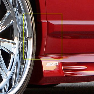 Xenon® - Rear Passenger Side Skirt Extension