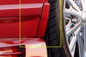 Xenon® - Rear Driver Side Skirt Extension