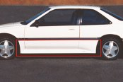 Xenon® - Driver Side Skirt