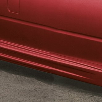 Image may not reflect your exact vehicle! Xenon® - Passenger Side Skirt