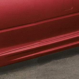 Xenon® - Custom Style Side Skirts (Unpainted)