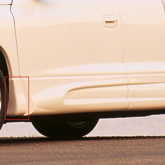 Xenon® - Front Driver Side Quarter Side Skirt