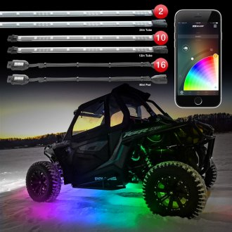XKGlow® - XKchrome App Control Multi-Color Off-Road LED Underbody Kit