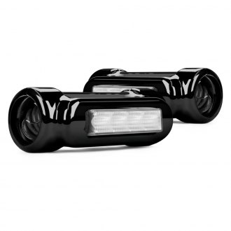 XKGlow® - Motorcycle LED Highway Bar Switchback Driving Lights With Turn Signal