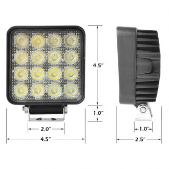 "XKGlow® - 4.5"" 35W LED Light"