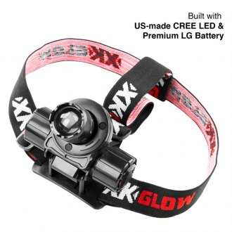 XKGlow® - CREE LED Headlamp