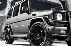 XO® - MILAN on Mercedes G55 AMG