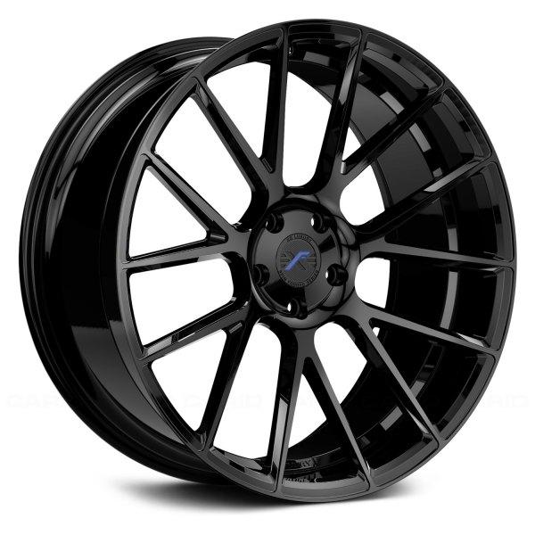 Xo xf1 wheels onyx rims