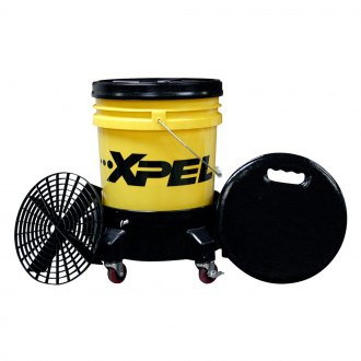 XPEL® - 5 Gallon Wash Bucket and Installation Stool