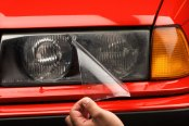 Image may not reflect your exact vehicle! XPEL® - Clear Headlight and Fog Light Protection Kit