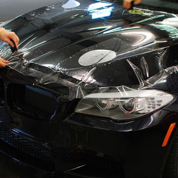 XPEL® - Paint Protection Film on BMW M5