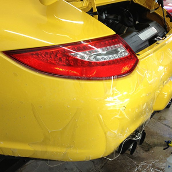 XPEL® - Paint Protection Film on Porsche Carrera GTS