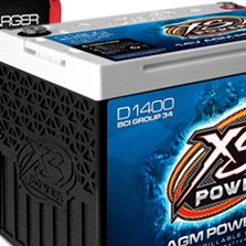XS-Power® - D-Series AGM Battery