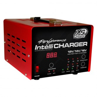 XS Power® - 12/16V Battery IntelliCharger 110 V/220 V Input option