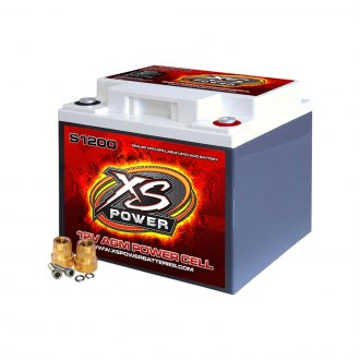 XS Power® - S-Series AGM Battery