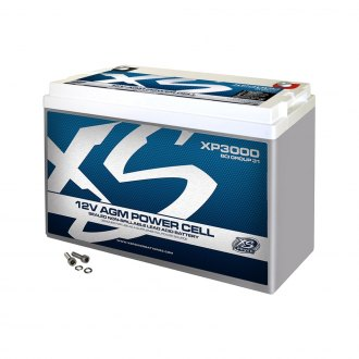 XS Power® - XP-Series AGM Battery