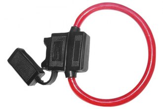 Xscorpion® - 10 Gauge In Line ATC Fuse Holder