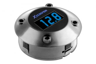 Xscorpion® - 3 Digit LED Digital Voltmeter